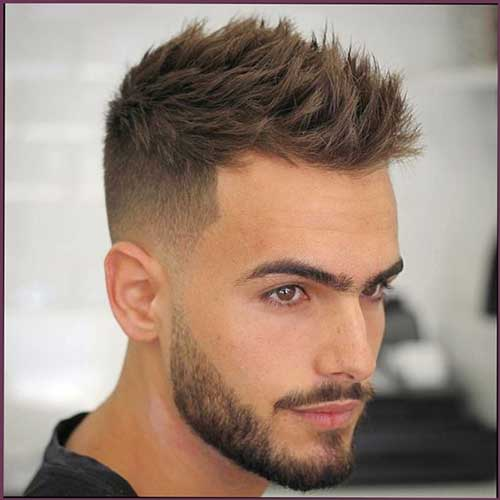 Cute Short Hairstyles for Guys