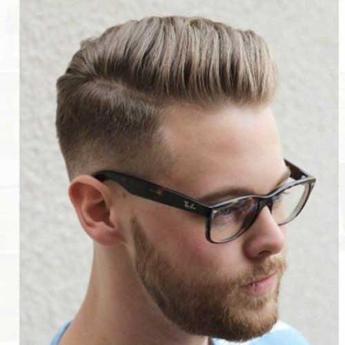 Modern Pompadour Hairstyles for Guys