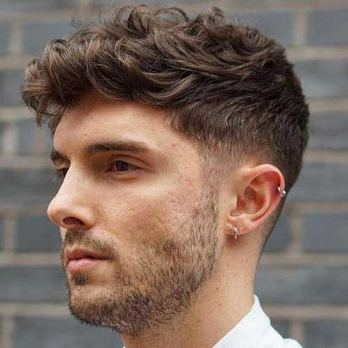 Short Cuts for Men with Thick Hair