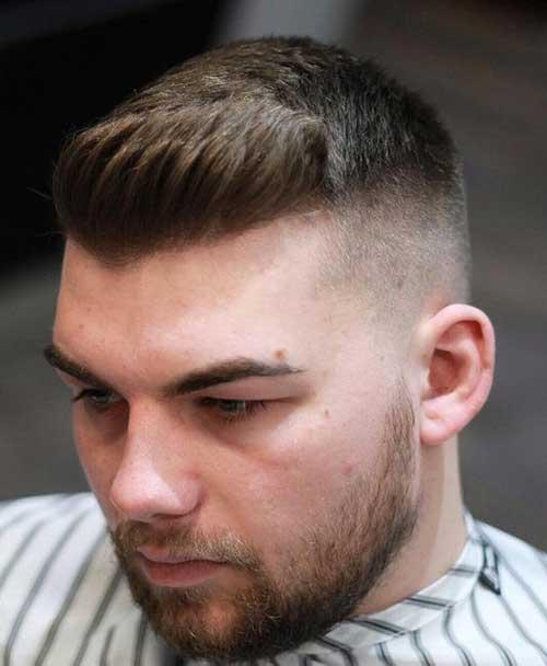 Short Fade Cuts for Men