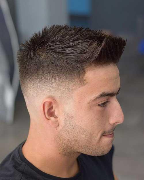 Short Simple Haircuts for Men