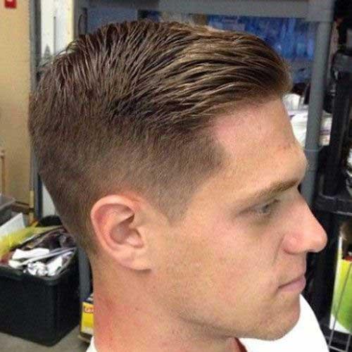 Stylish Short Cuts for Men