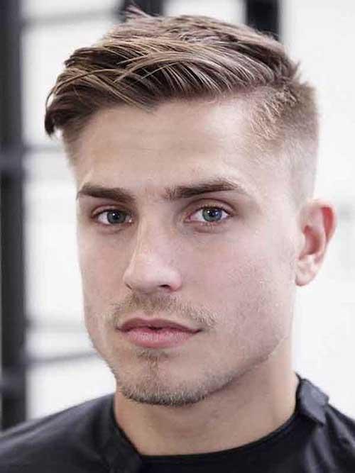 Super Short Haircuts Male