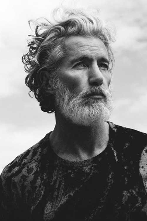 15 Hairstyles For Older Men 2020 For Elegant Look