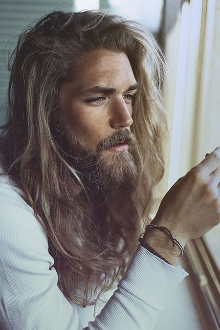 Best Hairstyles for Long Hair Mens