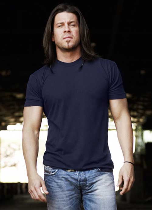 Christian Kane Guys Long Haircuts