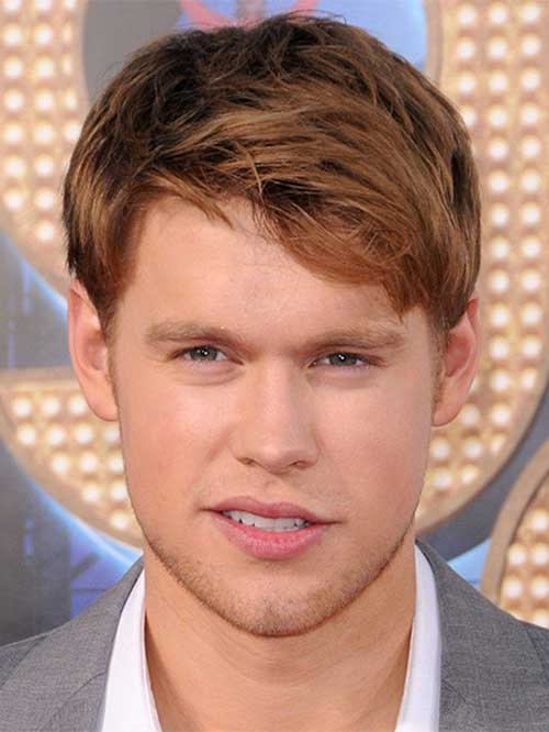 Long Oval Face Shape Male Hairstyles