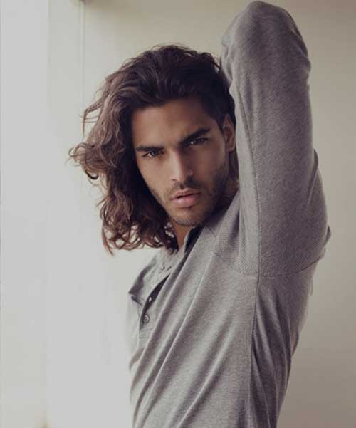Hairstyles for Guys with Long Hair