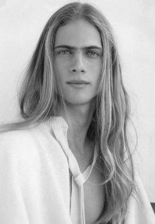Handsome Guys Long Haircuts