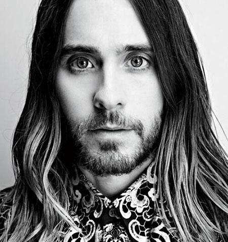 Jared Leto Guys Long Haircuts