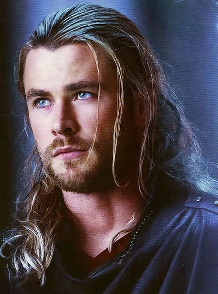 Long Hairstyles Men 2020