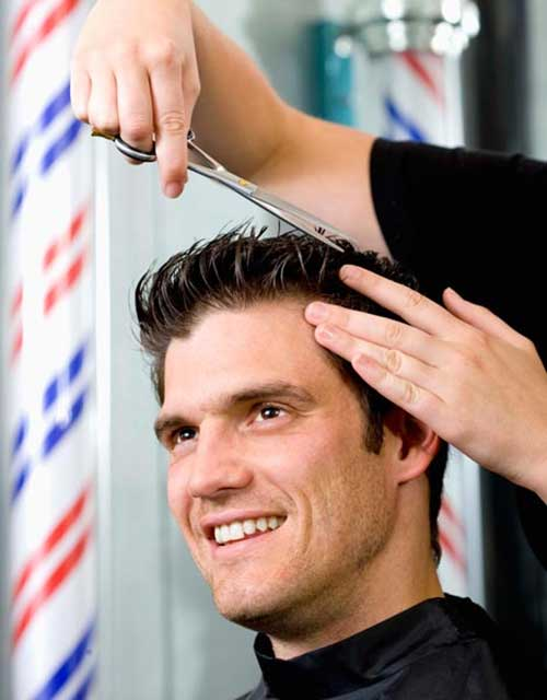 Business Short Hairstyles for Men