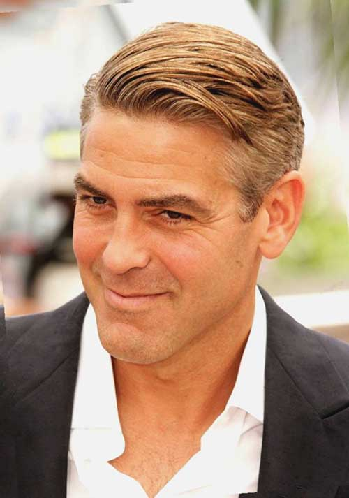 Oval Face Shape Male Modern Hairstyles
