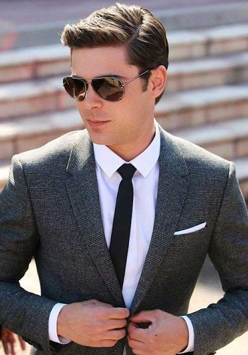 New Business Hairstyles for Men