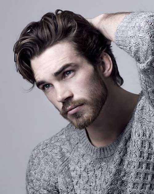 Mens Hairstyles 2020 Thick Hair