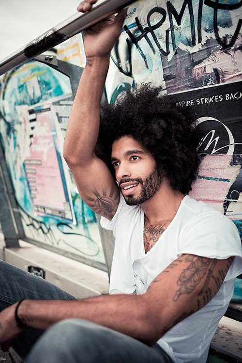Natural Haircuts for Men