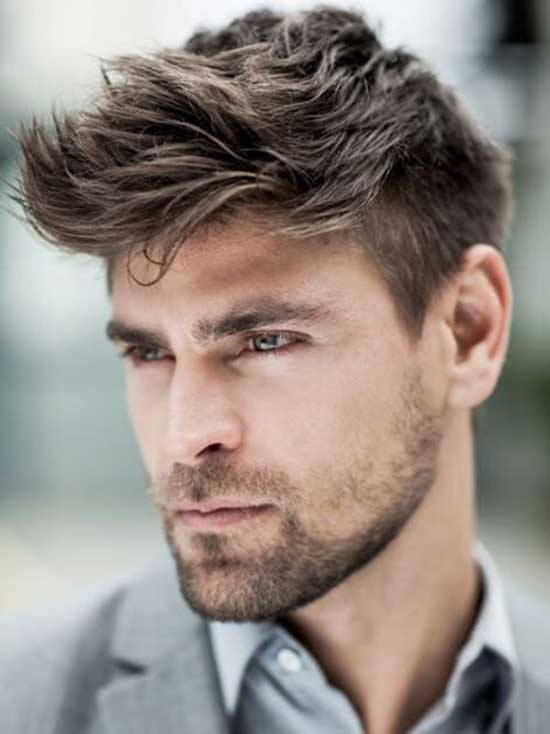 Modern Square Face Haircuts for Men-11