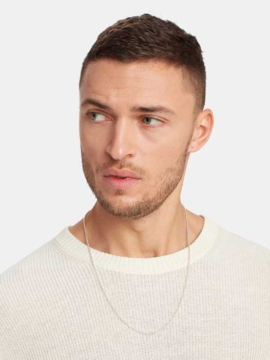 Square Face Short Haircuts for Men-6