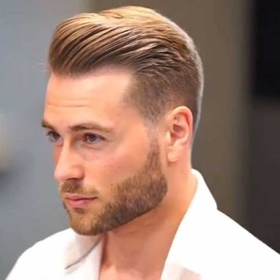 Best Haircuts for Square Face Male