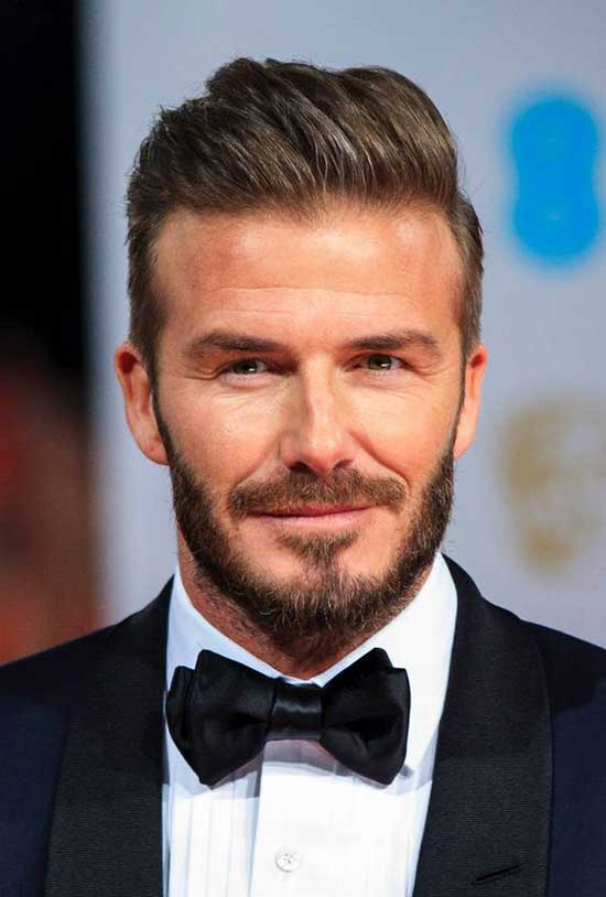 Square Face Hairstyles for Men